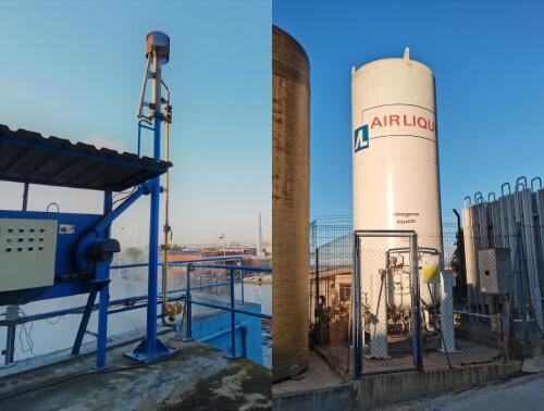 Desgasificació i inertització de cisternes
